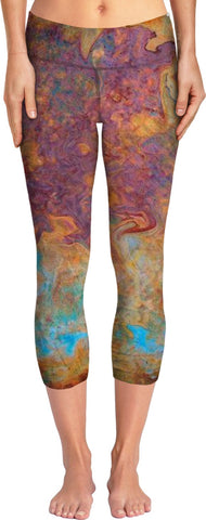 Rusted Custom Yoga Pants