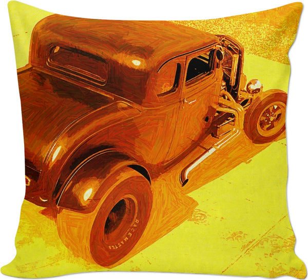 The Race Master Custom Couch Pillow