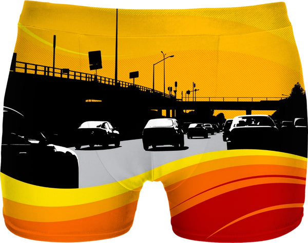 Traffic Custom Underwear