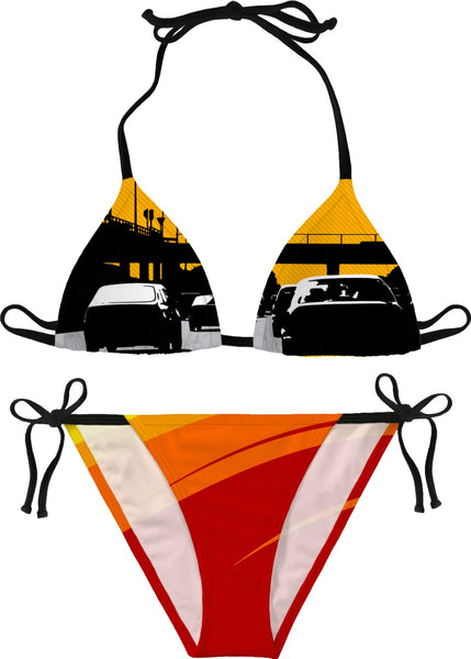 Traffic Custom Bikini