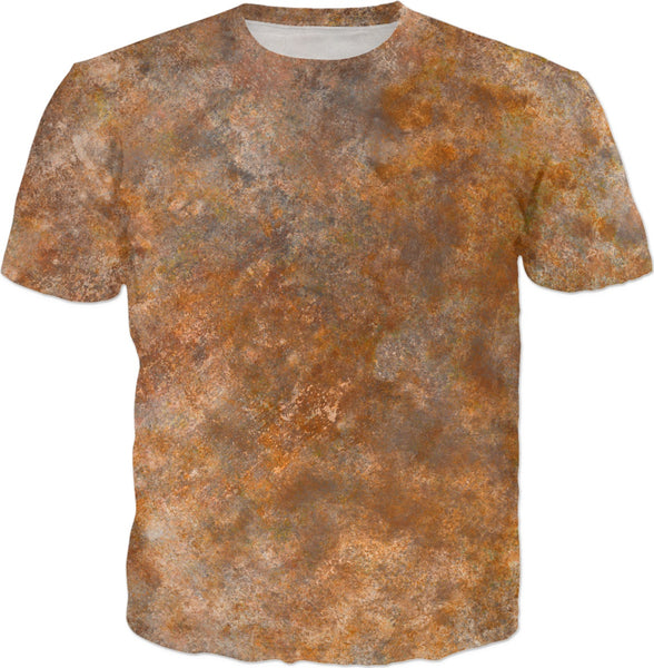 Cracked Texture 16 Custom T-Shirt