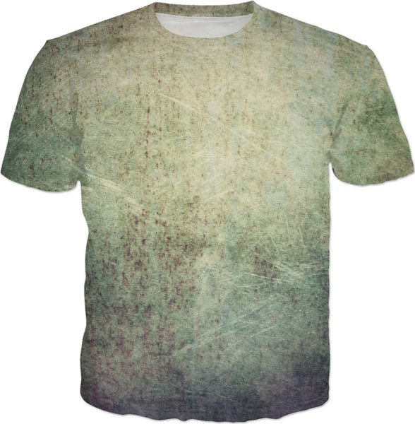 Cracked Texture 20 Custom T-Shirt
