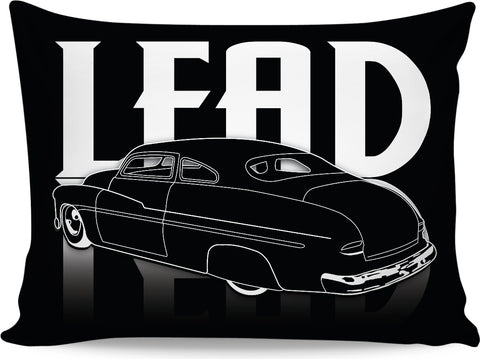 Lead Custom Pillowcase