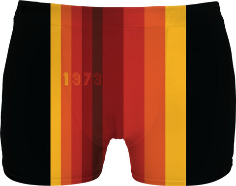 1973 Classic Stripes 2 Custom Underwear