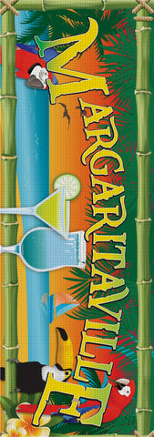 Margaritaville Custom Yoga Mat