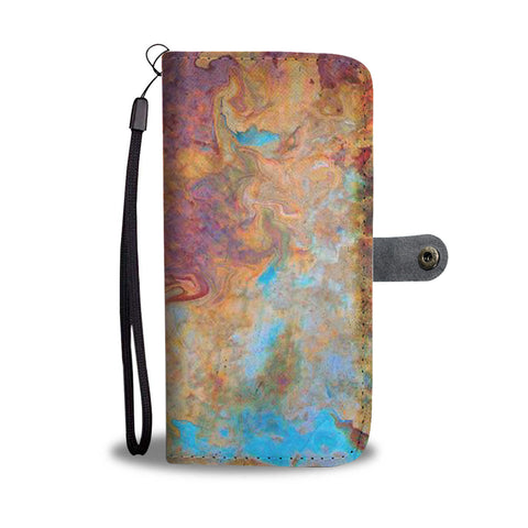 Rusted Wallet Phone Case