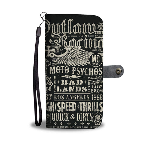 Outlaw Wallet Phone Case