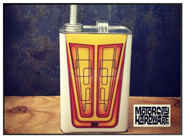 70's Custom Gas Can