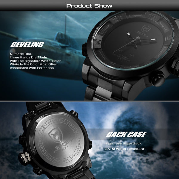 Men's Gulper Shark 2 Sports Watch