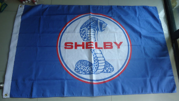 Shelby Cobra Flag