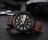 Naviforce Quartz Leather Watch