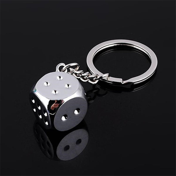 Dice Key Chain