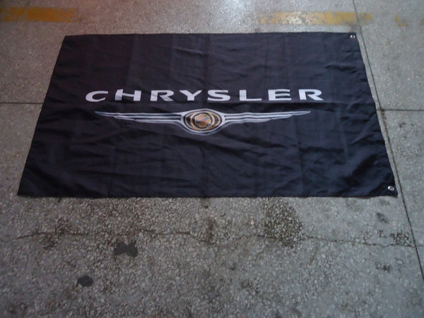Chrysler Black Flag