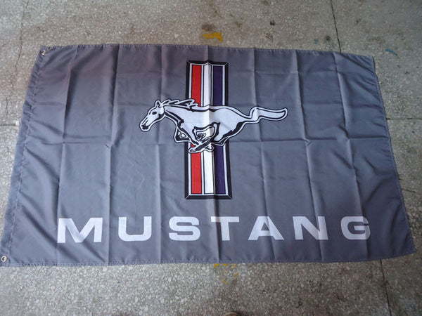 Ford Mustang Flag