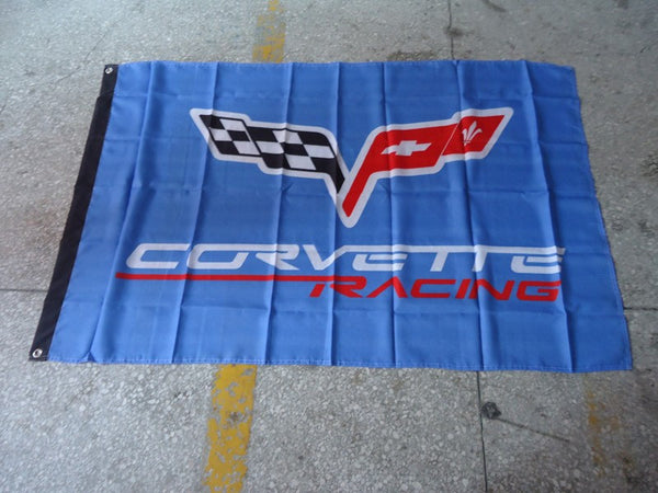 Corvette Racing Flag
