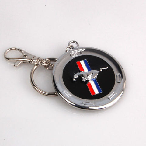 Ford Mustang GT Keychain