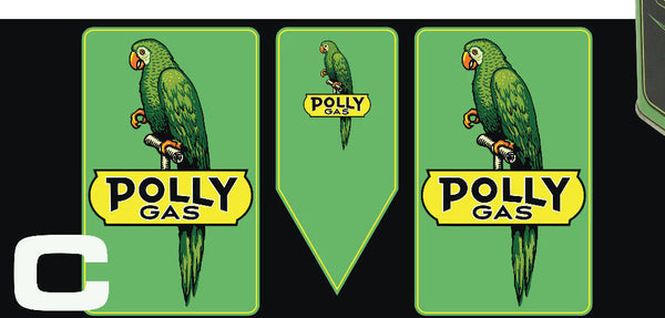 Polly Gas Can