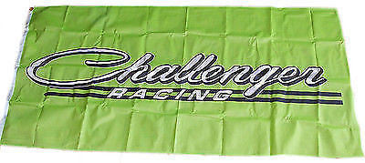 Challenger Racing Flag
