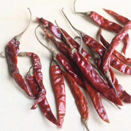 Arbol chili peppers - season with spice shop