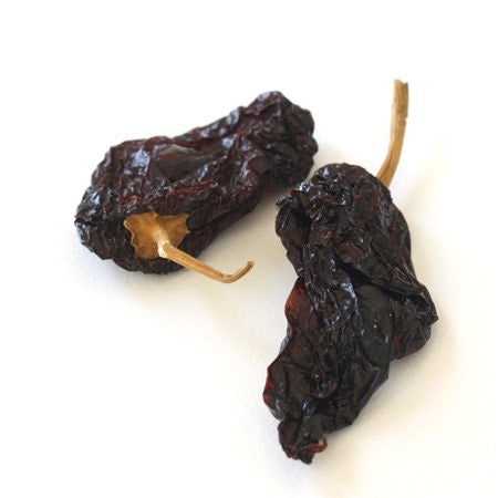 what is an ancho chili pepper?
