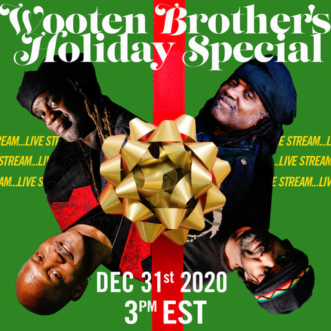 Wooten Brothers Holiday Special