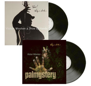 Palmystery & Show of Hands 15 - Vinyl Package
