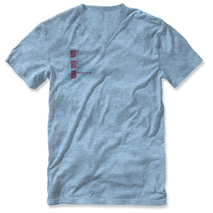 KEEP IT LOW Unisex V-neck T-shirt