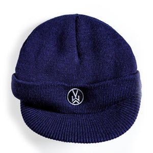 Winter Beanie with Visor