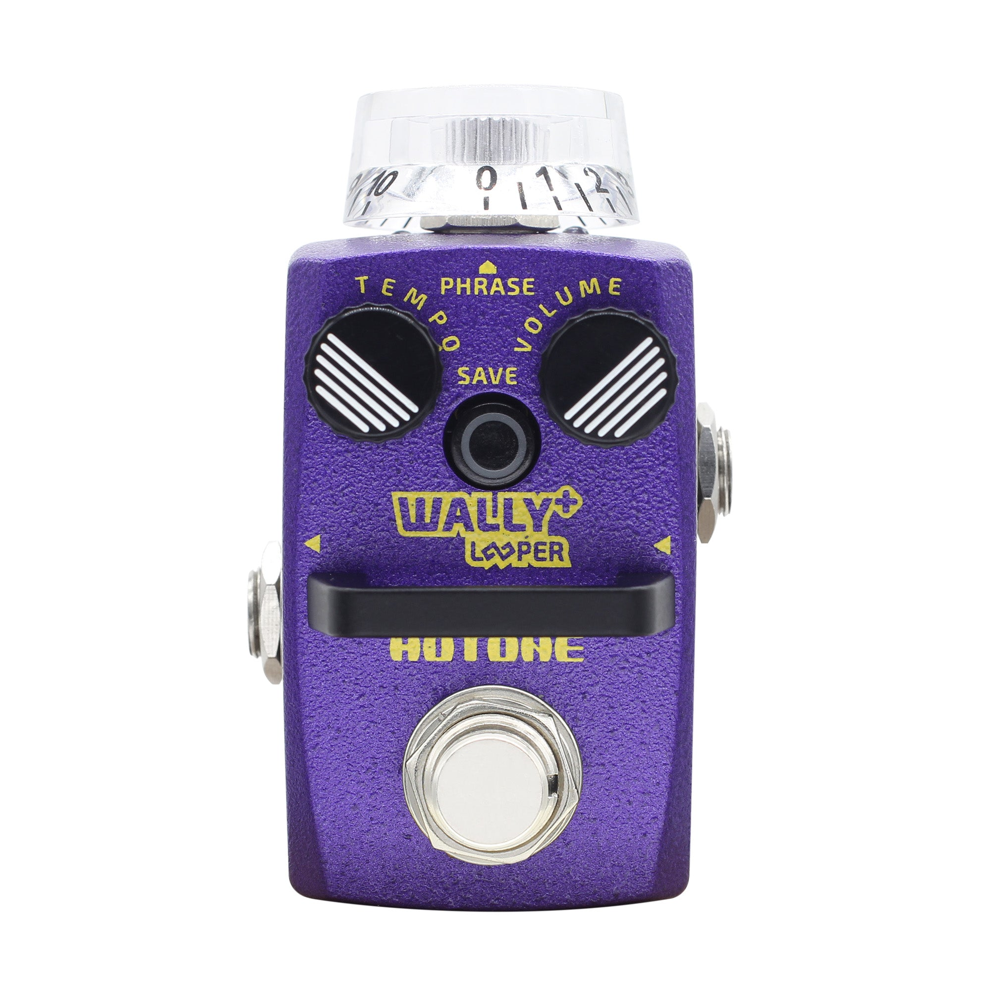 Hotone Wally+ Mini Looper Pedal