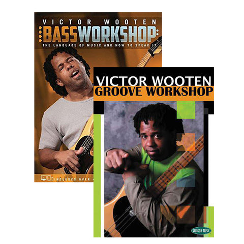 Bass/Groove Workshops Bundle