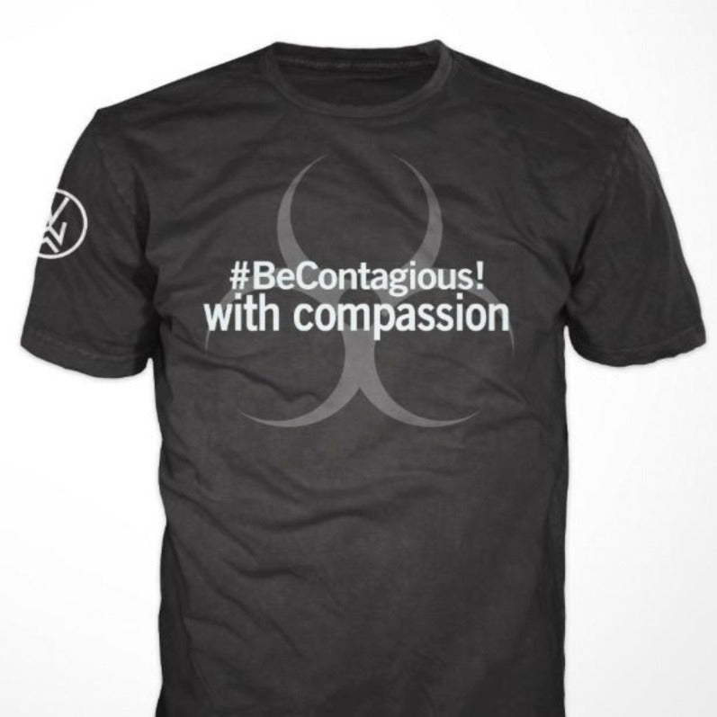 #BeContagious! with compassion