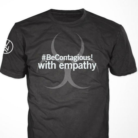 #BeContagious! with empathy