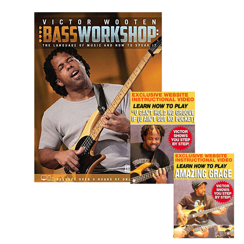 Bass Workshop/Lessons Bundle