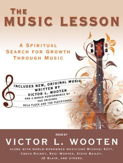 The Music Lesson Paperback, Audio Book, or Audio Book Download
