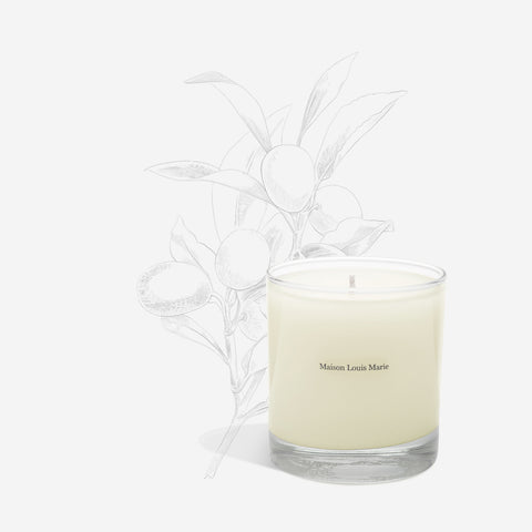 No.06 Neige de Printemps - Candle