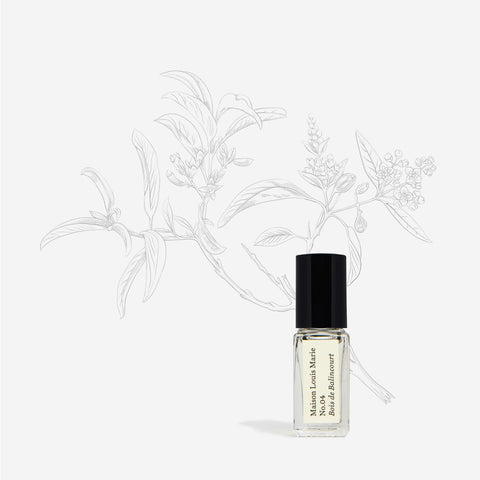 SAMPLE - Perfume Oil - 3ml roller bottle N0.04 Bois de balincourt