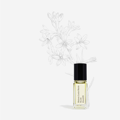 SAMPLE - Perfume Oil - 3ml roller bottle No.05 Kandilli