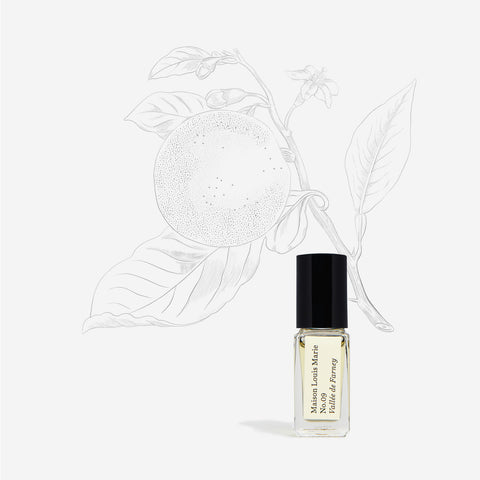 SAMPLE - Perfume Oil - 3ml roller bottle N0.09 Vallée de Farney
