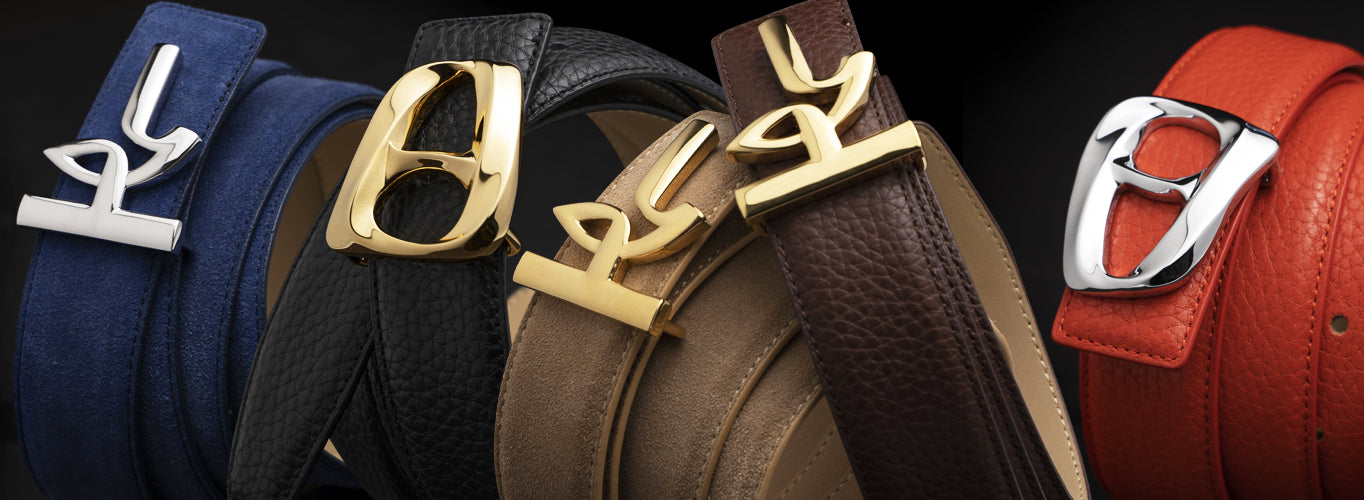 Browse our Customizable Belts collection
