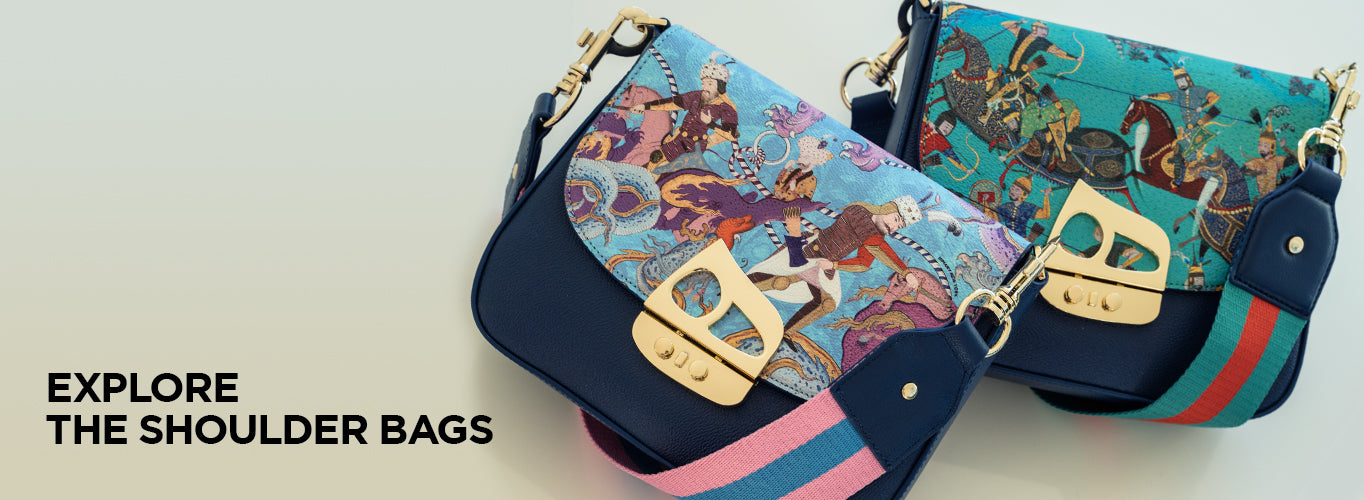 Browse our Shoulder Bags collection