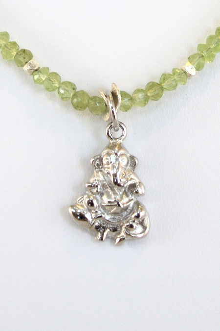 The Ganesh Project - Peridot (Silver)