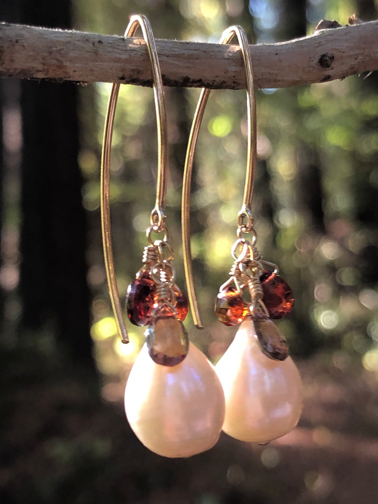 Pearls in the redwoods
