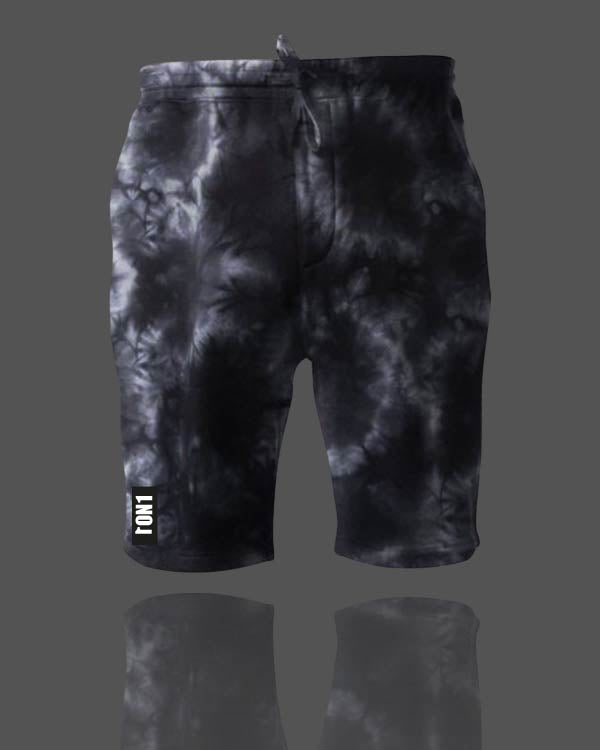 Tie-Dye 1ON1 Fleece Shorts