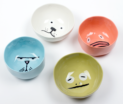 Animal Bowls - Set