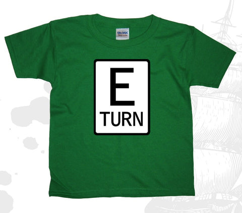 Kid's E-Turn T-Shirt