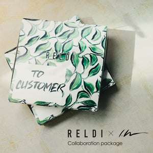 【RELDI ×Lee Izumida  Collaboration package】