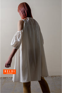 CLOUD TUNIC DRESS / REL212-011