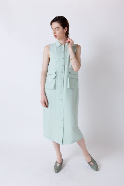 BEAUTILITY DRESS【GINGER 7-8月号 P61掲載】【REL202-004】