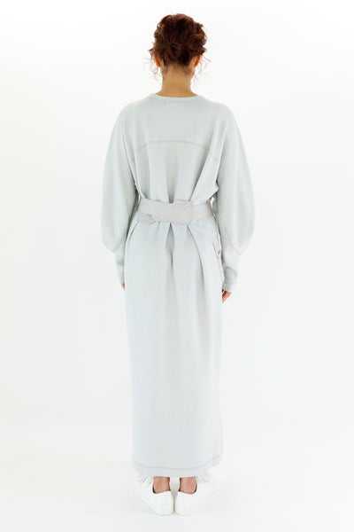 BELTED JERSEY DRESS【REL204-009】