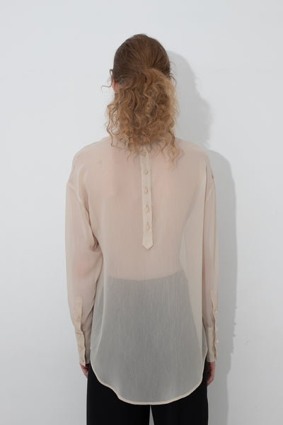 SHEER BLOUSE 【REL201-011】